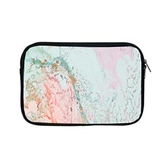 Geode Crystal Pink Blue Apple Ipad Mini Zipper Cases by Mariart
