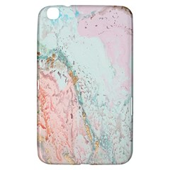Geode Crystal Pink Blue Samsung Galaxy Tab 3 (8 ) T3100 Hardshell Case  by Mariart