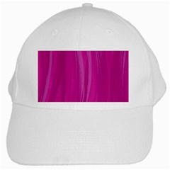 Abstraction White Cap by Valentinaart