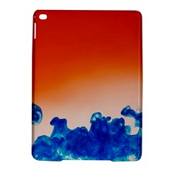 Simulate Weather Fronts Smoke Blue Orange Ipad Air 2 Hardshell Cases