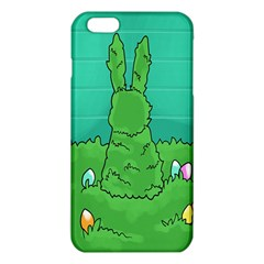 Rabbit Easter Green Blue Egg Iphone 6 Plus/6s Plus Tpu Case by Mariart