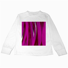 Abstraction Kids Long Sleeve T Shirts