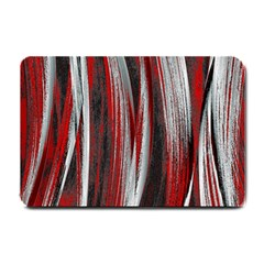 Abstraction Small Doormat  by Valentinaart