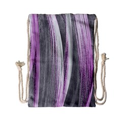 Abstraction Drawstring Bag (small) by Valentinaart
