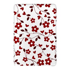 Floral Pattern Samsung Galaxy Tab Pro 10 1 Hardshell Case