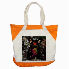 Bulldog Accent Tote Bag by Valentinaart