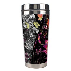 Bulldog Stainless Steel Travel Tumblers by Valentinaart