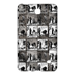 Comic Book  Samsung Galaxy Tab 4 (8 ) Hardshell Case  by Valentinaart