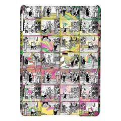 Comic Book  Ipad Air Hardshell Cases by Valentinaart