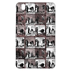 Comic Book  Samsung Galaxy Tab Pro 8 4 Hardshell Case by Valentinaart
