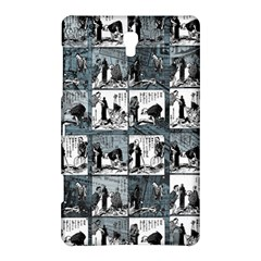Comic Book  Samsung Galaxy Tab S (8 4 ) Hardshell Case  by Valentinaart