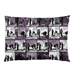 Comic Book  Pillow Case by Valentinaart