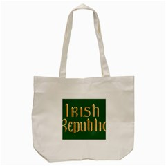 The Irish Republic Flag (1916, 1919 1922) Tote Bag (cream) by abbeyz71