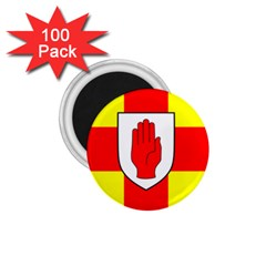 Flag Of The Province Of Ulster  1 75  Magnets (100 Pack)  by abbeyz71