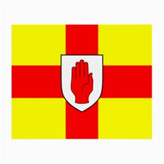 Flag Of The Province Of Ulster  Small Glasses Cloth by abbeyz71