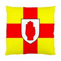 Flag Of The Province Of Ulster  Standard Cushion Case (one Side) by abbeyz71