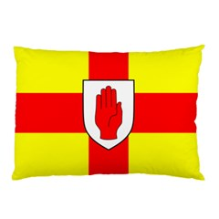 Flag Of The Province Of Ulster  Pillow Case by abbeyz71