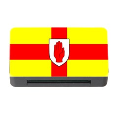 Flag Of The Province Of Ulster  Memory Card Reader With Cf by abbeyz71