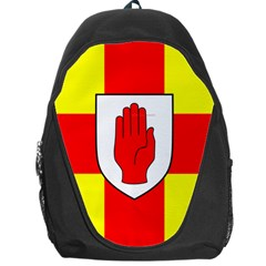 Flag Of The Province Of Ulster  Backpack Bag by abbeyz71