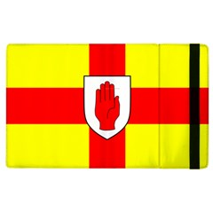 Flag Of The Province Of Ulster  Apple Ipad 2 Flip Case by abbeyz71