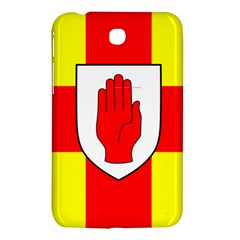 Flag Of The Province Of Ulster  Samsung Galaxy Tab 3 (7 ) P3200 Hardshell Case  by abbeyz71