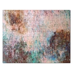 Cold Stone Abstract Rectangular Jigsaw Puzzl by digitaldivadesigns