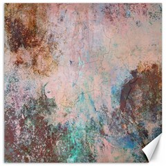 Cold Stone Abstract Canvas 12  X 12   by digitaldivadesigns