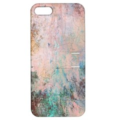 Cold Stone Abstract Apple Iphone 5 Hardshell Case With Stand by digitaldivadesigns