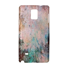 Cold Stone Abstract Samsung Galaxy Note 4 Hardshell Case by digitaldivadesigns