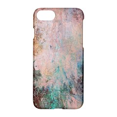Cold Stone Abstract Apple Iphone 7 Hardshell Case by digitaldivadesigns