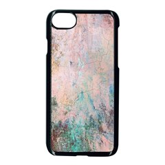 Cold Stone Abstract Apple Iphone 7 Seamless Case (black) by digitaldivadesigns