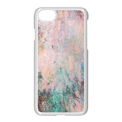 Cold Stone Abstract Apple Iphone 7 Seamless Case (white) by digitaldivadesigns