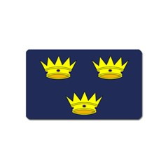 Flag Of Irish Province Of Munster Magnet (name Card) by abbeyz71