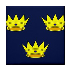 Flag Of Irish Province Of Munster Face Towel by abbeyz71