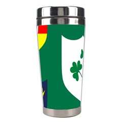 Ireland National Rugby Union Flag Stainless Steel Travel Tumblers by abbeyz71