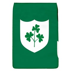 Ireland National Rugby Union Flag Flap Covers (s)  by abbeyz71