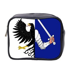 Flag Of Connacht Mini Toiletries Bag 2 Side by abbeyz71