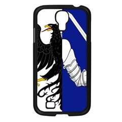 Flag Of Connacht Samsung Galaxy S4 I9500/ I9505 Case (black) by abbeyz71