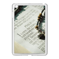 I Love The Lord Apple Ipad Mini Case (white) by JellyMooseBear