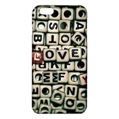 Love Iphone 6 Plus/6s Plus Tpu Case by JellyMooseBear