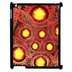 Mechanical Universe Apple Ipad 2 Case (black) by linceazul