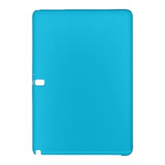 Neon Color   Brilliant Arctic Blue Samsung Galaxy Tab Pro 12 2 Hardshell Case by tarastyle