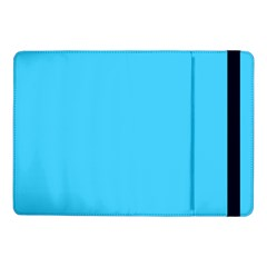 Neon Color   Brilliant Cerulean Samsung Galaxy Tab Pro 10 1  Flip Case by tarastyle