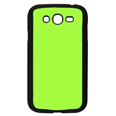Neon Color   Brilliant Charteuse Green Samsung Galaxy Grand Duos I9082 Case (black) by tarastyle