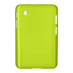 Neon Color   Light Brilliant Apple Green Samsung Galaxy Tab 2 (7 ) P3100 Hardshell Case  by tarastyle