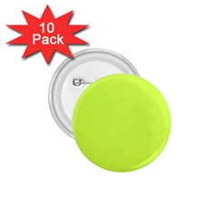 Neon Color   Light Brilliant Lime Green 1 75  Buttons (10 Pack) by tarastyle