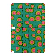 Tiled Circular Gradients Samsung Galaxy Tab Pro 12 2 Hardshell Case by linceazul