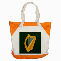 Flag Of Leinster Accent Tote Bag by abbeyz71