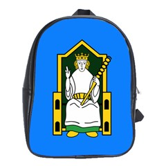 Flag Of Mide School Bags (xl)