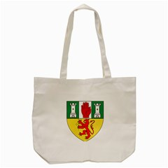 County Antrim Coat Of Arms Tote Bag (cream) by abbeyz71